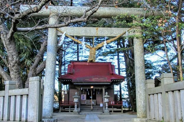 961 富士神社 日立市