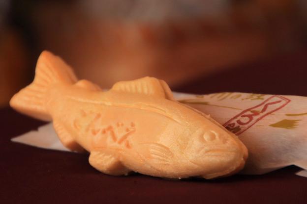 Photos: 93 久慈川の鮭もなか