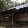 日立鉱山 山神社