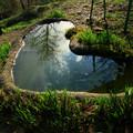 Photos: 401 ハートの池 神峰山山頂