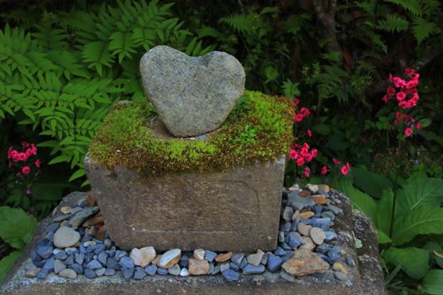 424 ハートの石 御岩神社