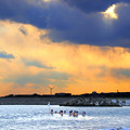 820 寒中禊 河原子海岸