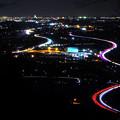Photos: 898 風神山からの夜景