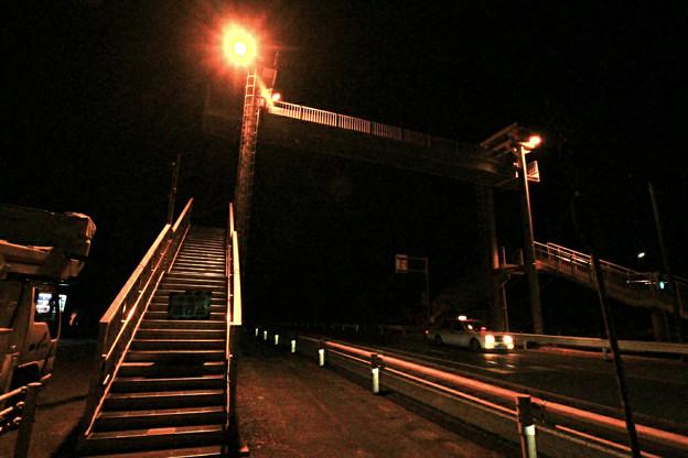 879 水木歩道橋 日立市