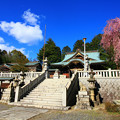 Photos: 060 神峰神社 里の宮