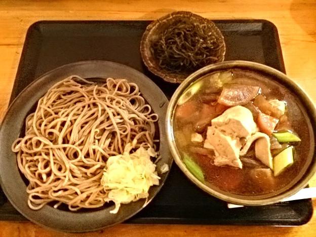 つけけんちんそば 常陸太田市の郷土料理