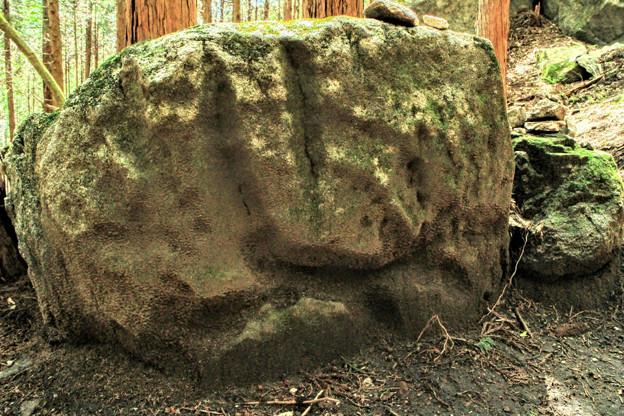 115 手形石 堅破山