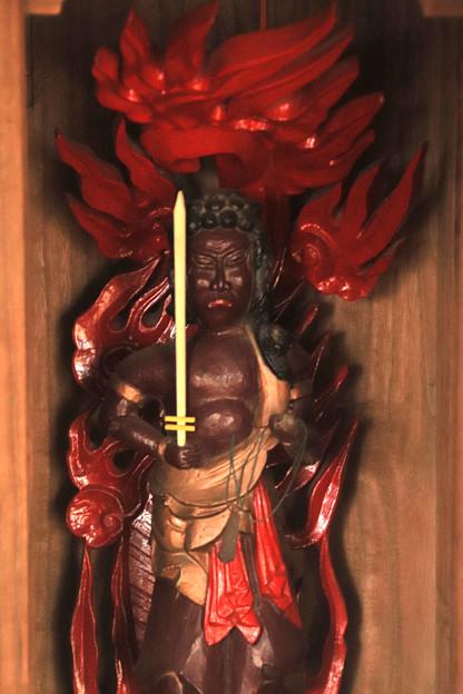 Photos: 294 田尻宿の不動明王