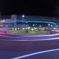 7 常陸多賀駅前のラウンドアバウト