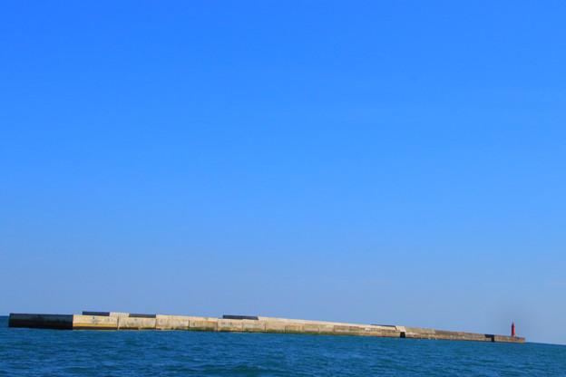 Photos: 923 久慈漁港 灯台