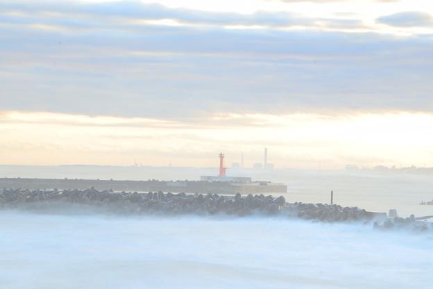 Photos: 572 会瀬漁港 灯台