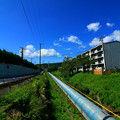 Photos: 654 セメント工場・ベルトコンベア