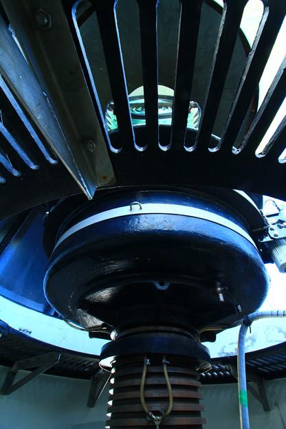 Photos: 879 日立灯台 灯室