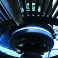 895 日立灯台 灯室