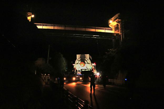 810 河原子歩道橋 出荷 日立市