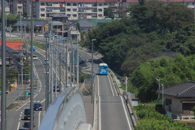 Photos: 861 ひたちBRT 専用道路