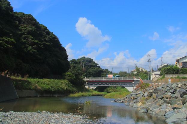 725  鮎川橋 鮎川河口