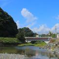 Photos: 725  鮎川橋 鮎川河口