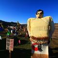 Photos: 稀勢の里かかし 里美かかし祭2016