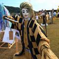 Photos: 鬼滅の刃かかし 里美かかし祭2020