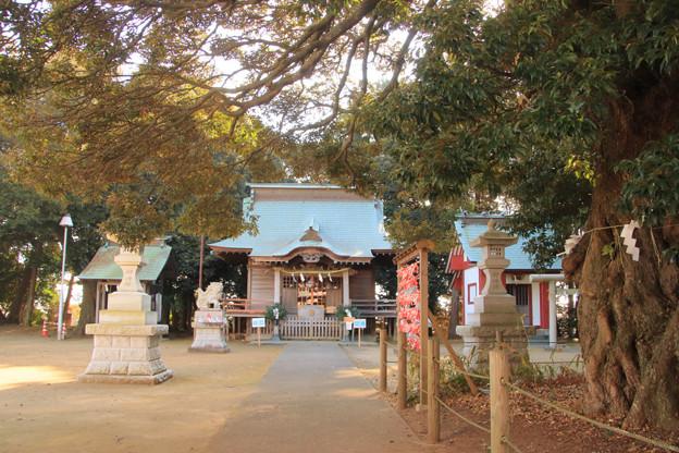 Photos: 70 下孫鹿嶋神社