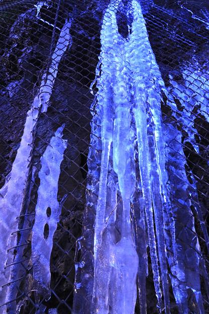 Photos: 364 本山の氷柱