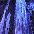 本山の氷柱