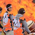 Photos: 480 中里どんど火祭り
