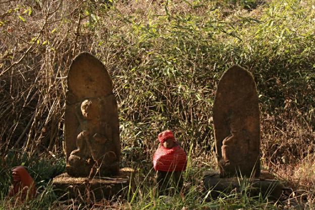 Photos: 773 瀧平の石仏