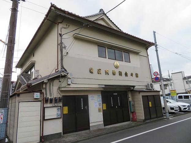 亀戸 旧「城東三業組合」事務所