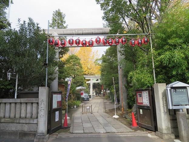 亀戸天祖神社