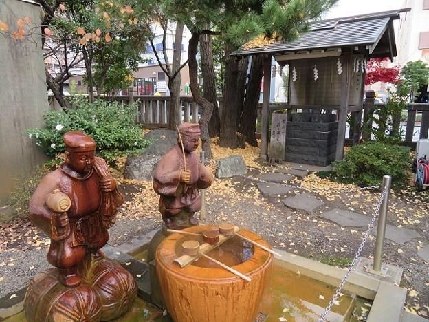 香取神社 亀井戸