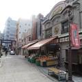 亀戸香取神社参道 勝運商店街