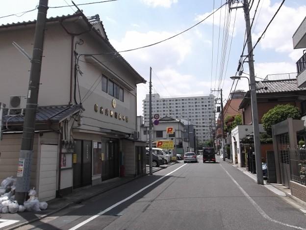 亀戸三業地跡(2014年)