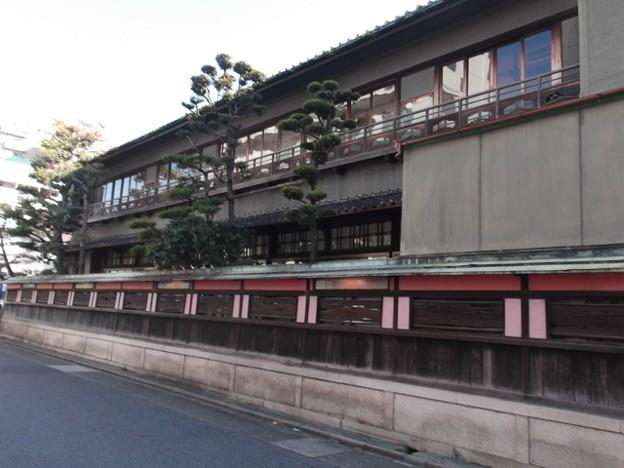 中村遊廓 松岡健遊館