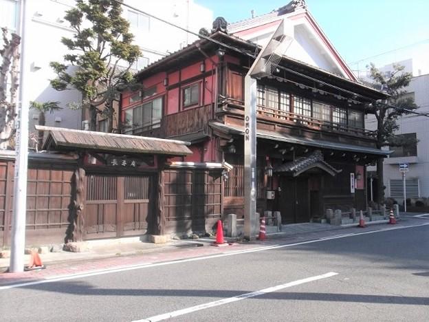 中村遊廓 長寿庵