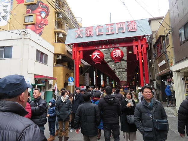 Photos: 大須仁王門通