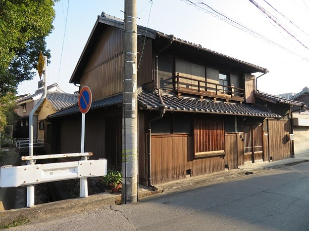 Photos: 鳴海宿 作町
