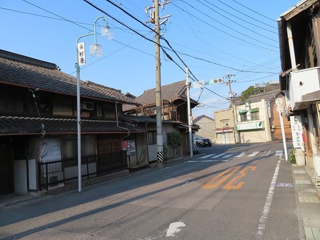 鳴海宿 作町