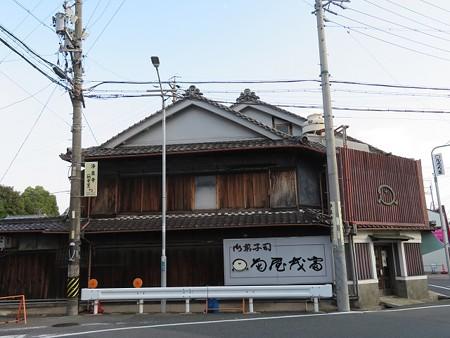 鳴海宿 本町
