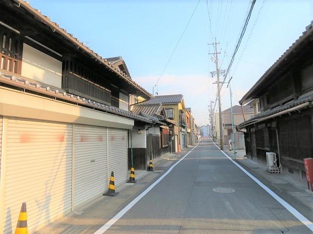Photos: 鳴海宿 相原町