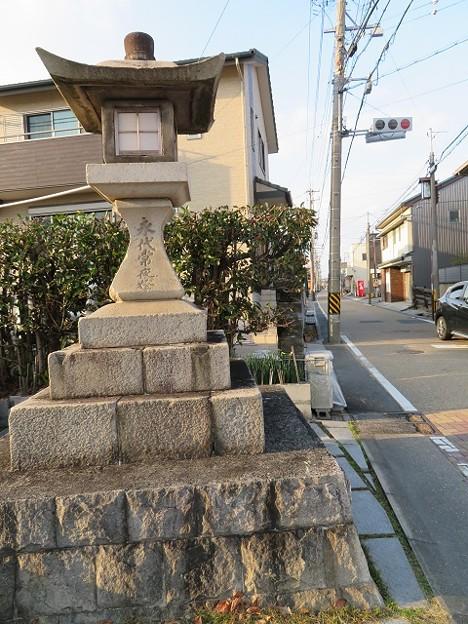 Photos: 鳴海宿 常夜灯