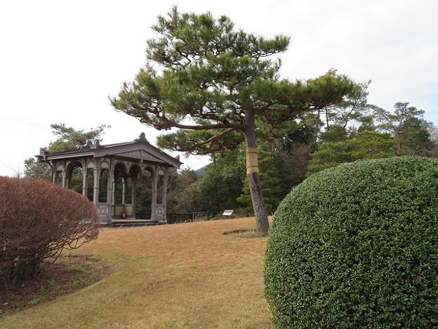 明治村 庭園