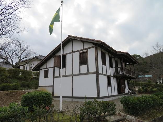 ブラジル移民住宅