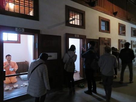 金沢監獄中央看守所・監房