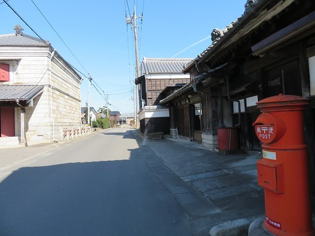 Photos: 真壁 桜井地区「谷口家」