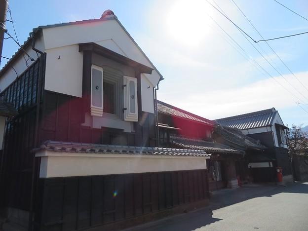 真壁 桜井地区「谷口家」