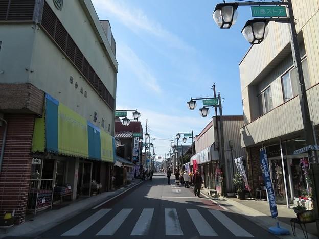 Photos: 真壁 仲町通り