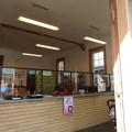 真壁御陣屋前通り「真壁郵便局」