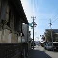 Photos: 真壁 御陣屋前通り